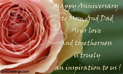Wedding Anniversary Wishes For Inlaws by Today My Parents Anniversary Mudraa