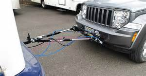 Brake System For Tow Car Towing And Braking Systems Specialties