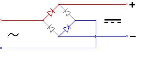 rectifier diode problems untagged problem in understanding bridge rectifier electrical engineering stack exchange