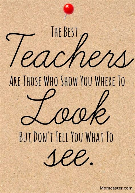 Education Quotes Quotes For Teachers - 10 quotes to inspire your