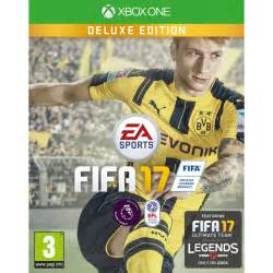fifa 17 deluxe edition for xbox one geekay games