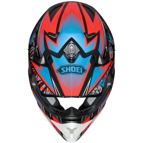 Helm Semi Cross Visor We Are Rider shoei vfx w maelstrom tc 1 rot schwarz helm motocross