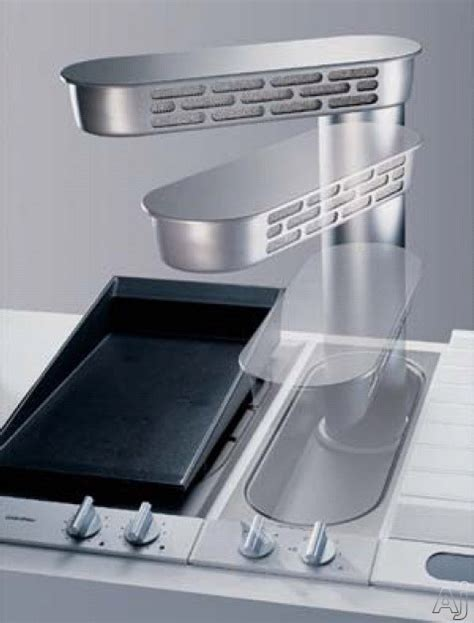 Kitchen Island Extractor Fans by Kitchen And Residential Design Nobody Does Downdraft