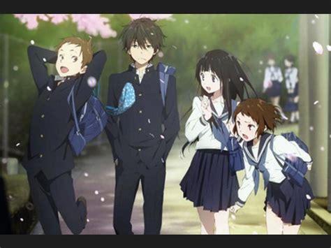 list anime adventure terbaik anime mystery terbaik 2010 2012 versi ric rhinime