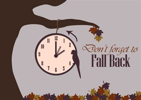 Vpod Time For A Change by Daylight Savings Time Ends Tonight As Clocks Falls Back An