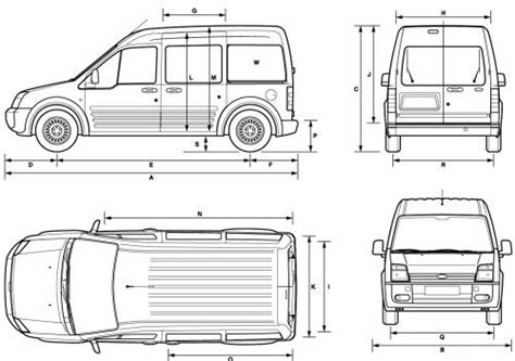 Ford Transit Connect Interior Dimensions by Ford Transit Swb Interior Dimensions