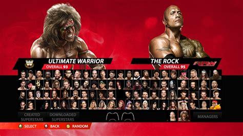 wwe 2k13 roster wwe 2k15 roster reveal date set for summerslam weekend
