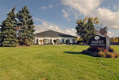 marsh funeral home gurnee il funeral home agingcare