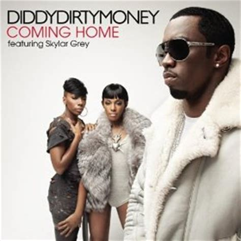 coming home diddy money song