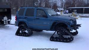 Tracks For Jeep Lost Jeeps View Topic Tracked Liberty