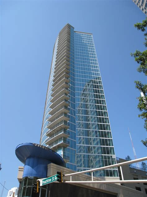 Atlanta Apartments Buildings For Sale Midtown Atlanta Condos For Sale High Rise Buildings