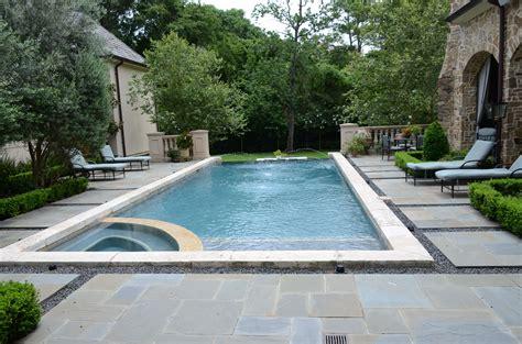 inground lap pool lap pools houston pool builders millennium custom pools