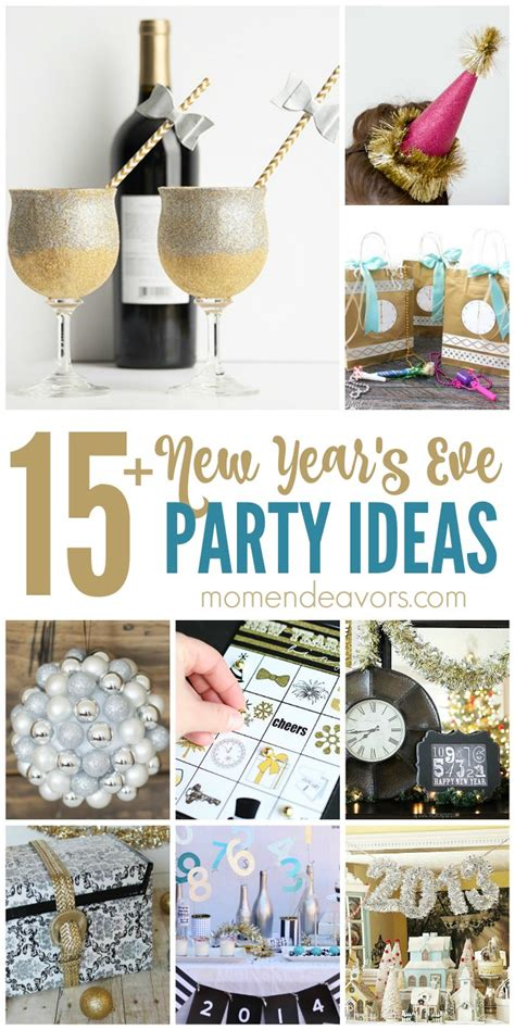themes for new year house party 15 diy new year s eve party ideas