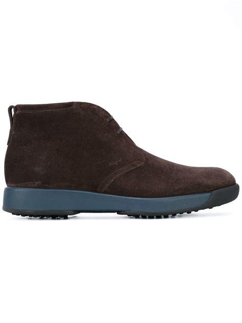 Ferragamo Shoes Import 4 lyst ferragamo suede shoes for