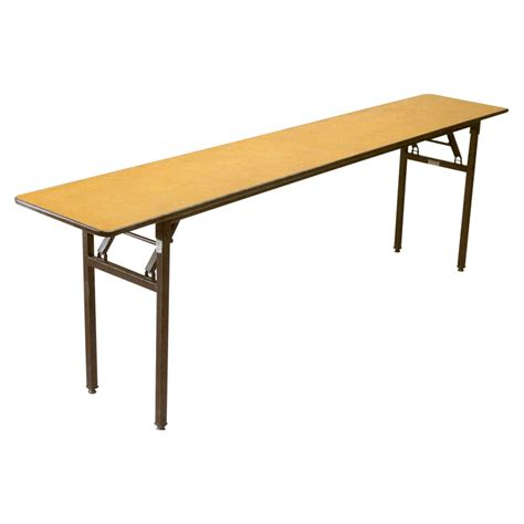 8ft conference table 8ft x 18 quot x 30 quot