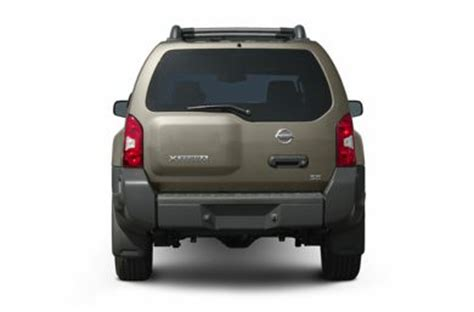 nissan xterra styles features highlights