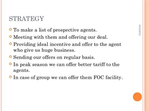 hotel sales hotel sales strategy