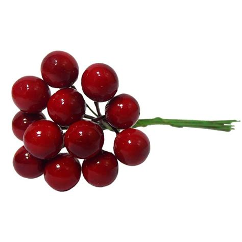 Attractive Buy Christmas Wreaths #2: Red-berryies-pick-small.jpg