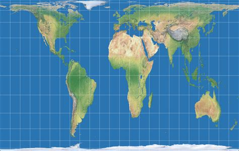 peters projection map license info gall peters projection
