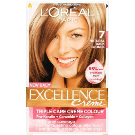 l oreal excellence creme 7 hair l oreal excellence creme hair colour 7