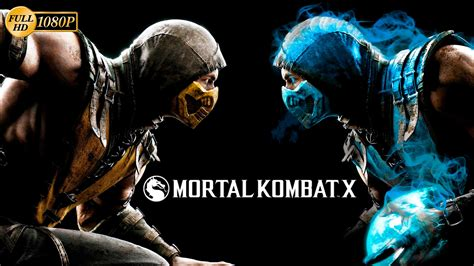 mortal kombat android descargar mortal kombat x para android softdescarga
