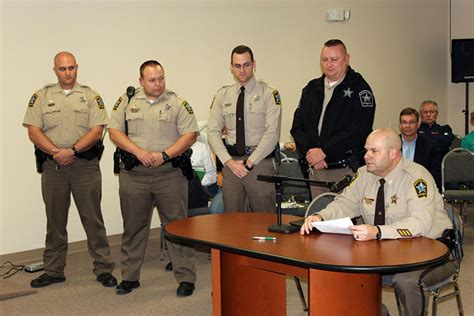 Cabarrus County Sheriff S Office by Midland Meets New Deputies Ahead On Sewer News