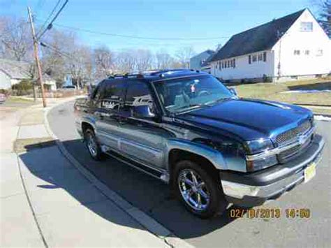 southern comfort edition trucks find used 2005 chevrolet avalanche 1500 crew cab pickup
