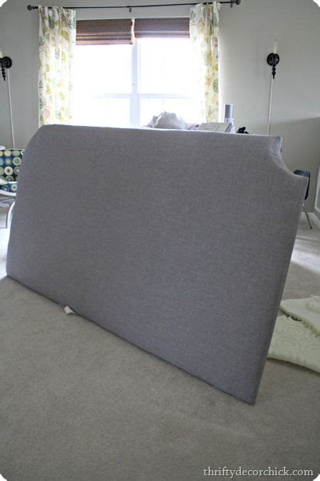 diy upholstered headboard things to diy organization