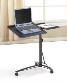 Standing Height Computer Desk Adjustable Height Desk Laptopherpowerhustle Com
