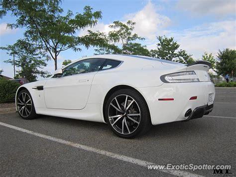 Aston Martin Canada by Aston Martin Vantage Spotted In Trois Rivi 232 Res Canada On