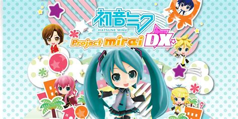 Murah 3ds Hatsune Miku Project Mirai Dx hatsune miku project mirai dx nintendo 3ds nintendo