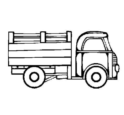 coloring page ups truck pick up truck coloring page coloringcrew com
