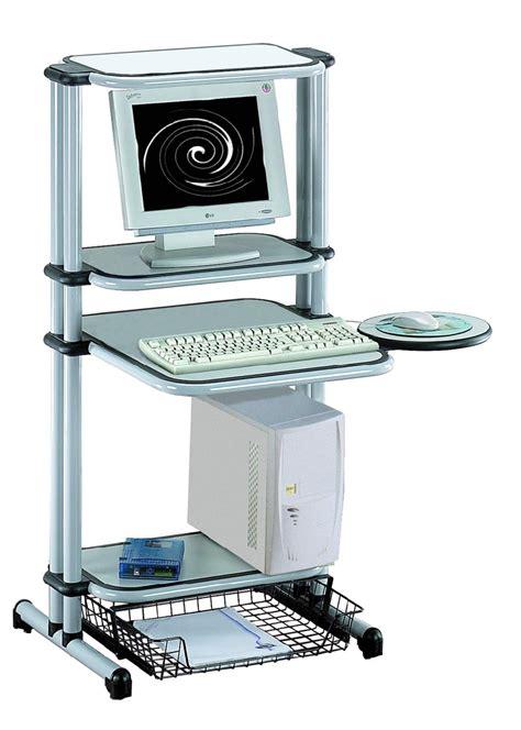 mobili porta computer mobile porta pc scrittoio porta computer e tiretto