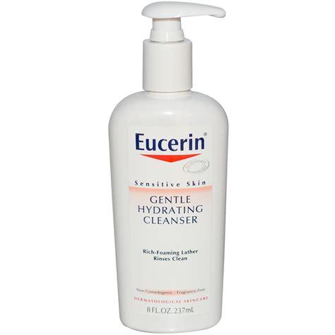 Wash For eucerin gentle hydrating cleanser fragrance free 8 fl oz 237 ml iherb