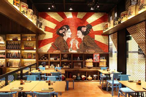 Sushi Interior Design by Studio Em Designed To Get You Into The Groove Studio Em
