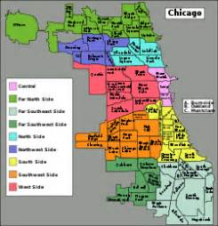 Chicago Gang Map by Chicago Gang Map North Side Submited Images