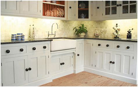 Rustic Kitchen Furniture by Traditional Or Shaker Style Country Kitchens Farmhouse