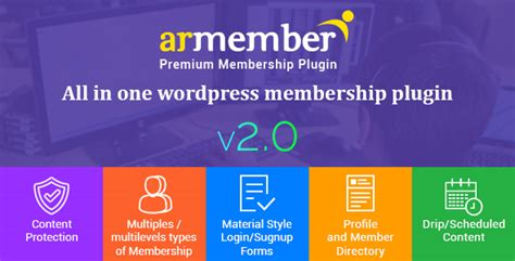 armember v2 0 wordpress membership plugin blogger