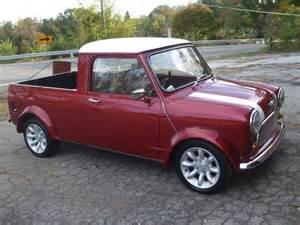 Mini Cooper Truck For Sale Mini Classic Mini Standard