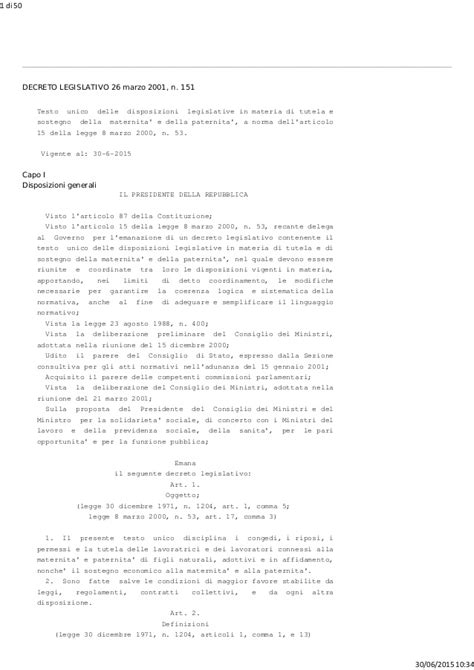 decreto legislativo n 165 del 2001 normattiva decreto legislativo 26 marzo 2001 n 151 autos weblog