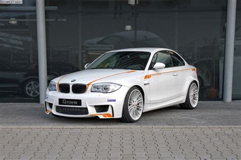 Bmw 1er M Coupe Leistung by Bmw 1er M Coup 233 G Power Tuning Bringt 435 Ps 300 Km H