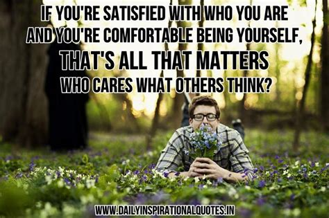 being comfortable with who you are attitude quotes pictures and attitude quotes images 18