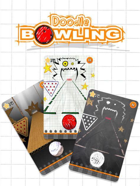 free doodle bowling doodle bowling on the app store
