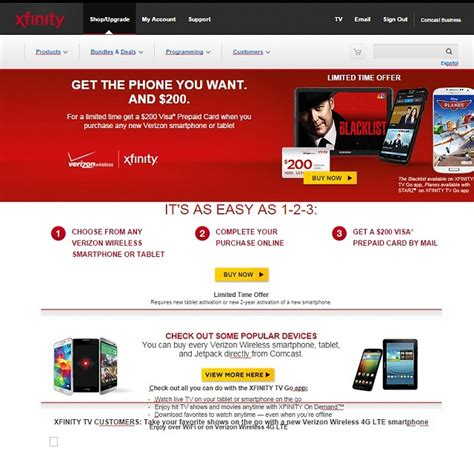 Verizon 200 Gift Card - no chance to customize new moto x when upgrading through comcast com verizon wireless