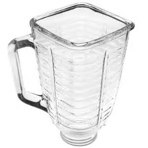 best blender glass jar 5 cup square top glass blender replacement jar for oster