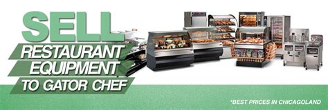 sell used restaurant equipment in chicago
