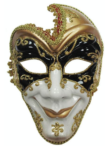 venetian style full face volto masks party superstores