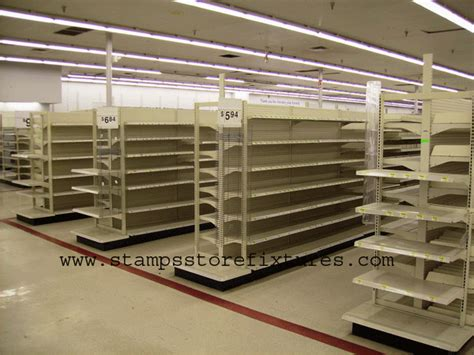 used store shelves for sale sts store fixtures used gondola shelving