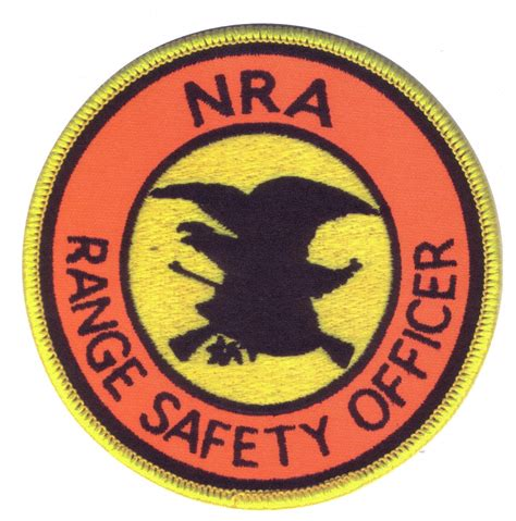 Nra Range Safety Officer by Nra Range Safety Officer