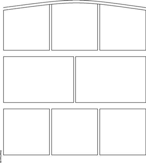 download comic strip template for free formtemplate